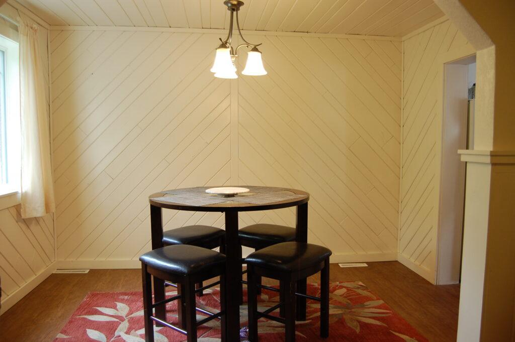 Upper Unit-Diningroom